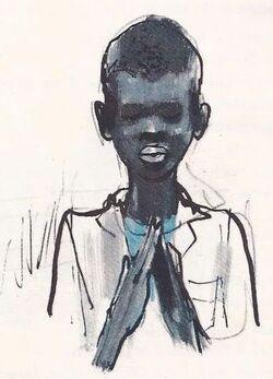 Prière d'un petit enfant nègre