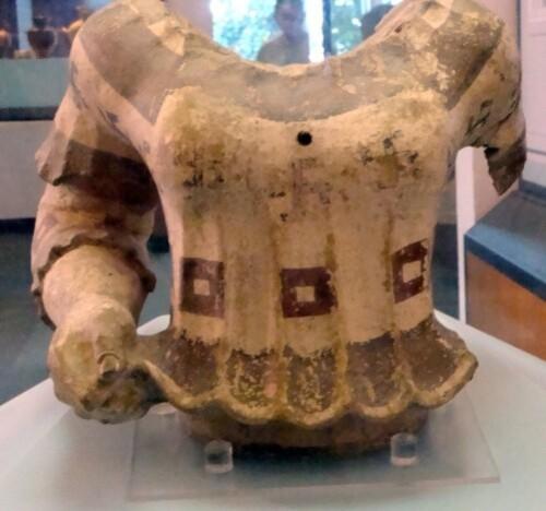 Paestum, antéfixe