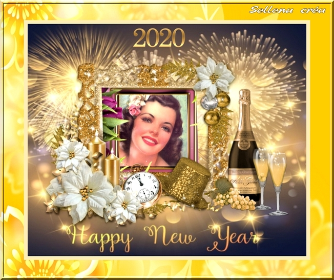 **Happy NY 2020**Cartes