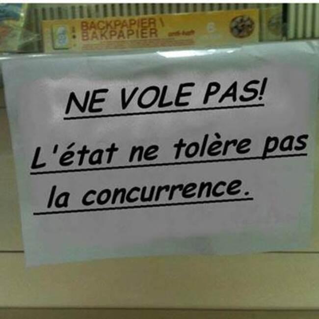 Humour du samedi ...!!!