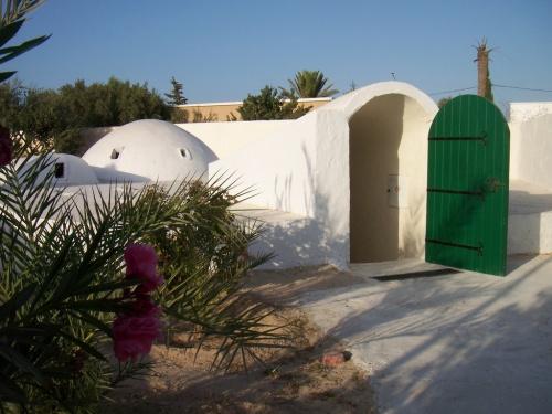 Huilerie souterrainne de Midoun