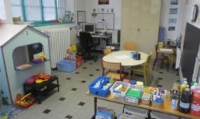 SIGEAN: la salle de rééducation.