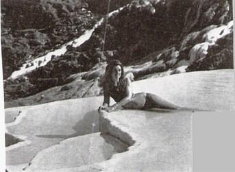 06 au 13 août 1972 : Poupée de Pamukkale