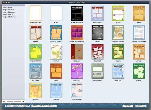 Le journal de classe: des logiciels pour la mise en page