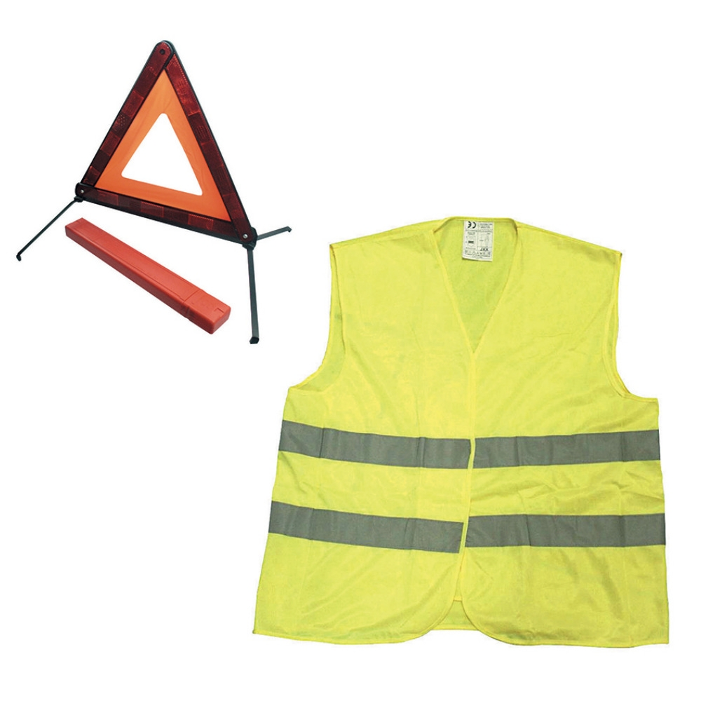 Attention gilet jaune