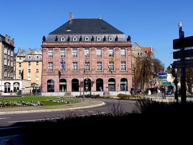 La CCI de la Moselle 4 Marc de Metz 13 03 2013