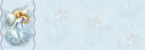 Papiers incrédimail anges