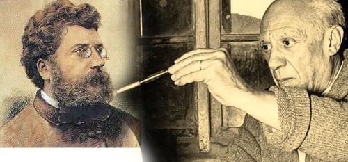 Bizet/Picasso/L'Arlésienne