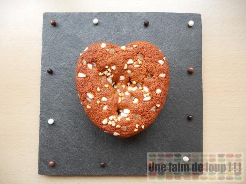 Cœur de pain d'épices