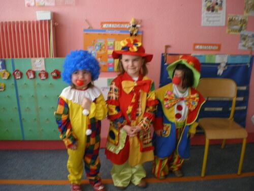 Le Carnaval tout en couleur