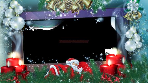 Cartes vectorielles de Noel à personnalisées 2680