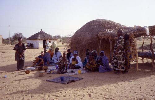 Fin du désert pour Le Sénegal