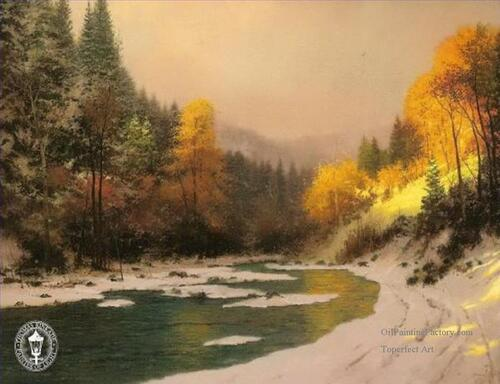 Peinture de : Thomas Konkade