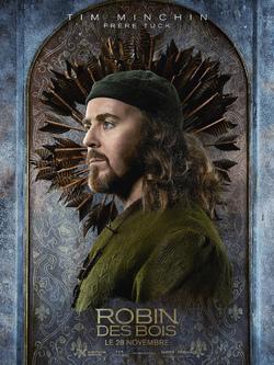 ROBIN DES BOIS : les affiches personnages sont dévoilées ! Au cinéma le 28 novembre 2018