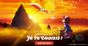 Pokémon Film 20 : Je te Choisis VF