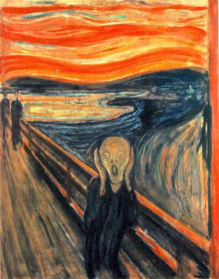 La Danse expressioniste allemande: Le Cri du désespoir.