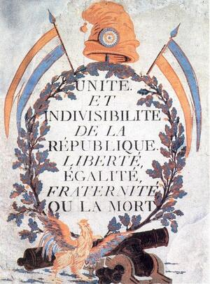 """Billet Rouge-""""Austrasiens"""", """"Occitans"""", """"Hauts-Franciens"""", """"Burgondes"""" de l'ex-République indivisible, divisez-vous! Par FLOREAL"""