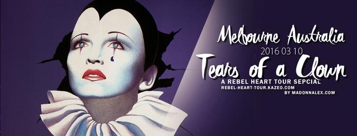 Madonna Tears Of A Clown