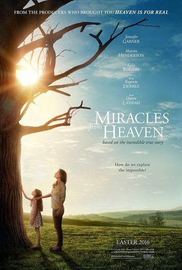 Affiche du film Miracles From Heaven streaming