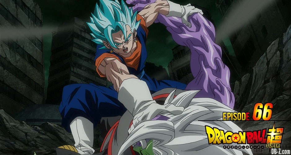 Dragon Ball Super épisode 66 VOSTFR streaming & téléchargement ddl