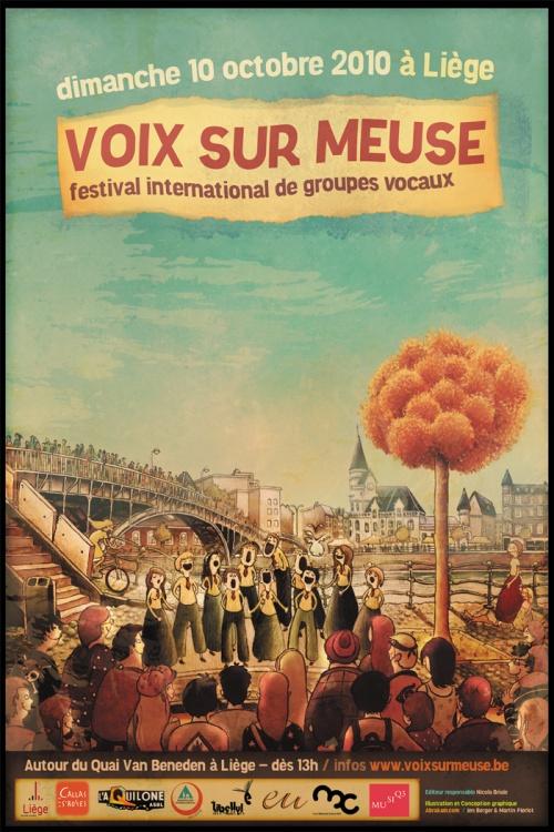 """Festival """"Voix sur Meuse"""""""
