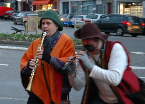 Duo bombarde / clarinette