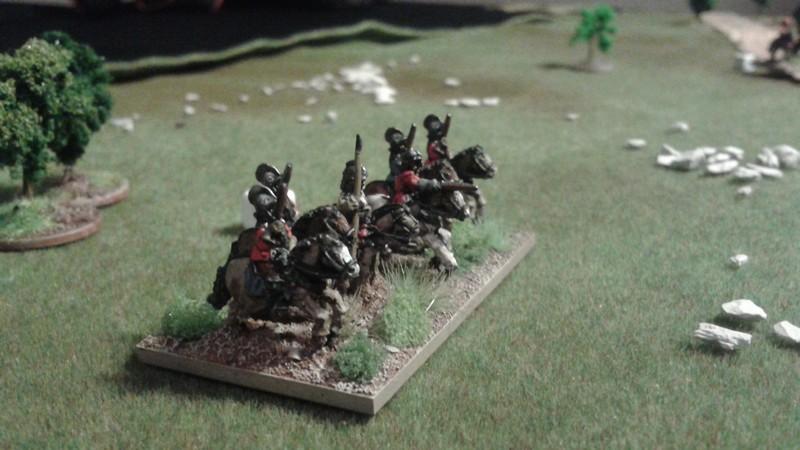 cavalerie suédoise