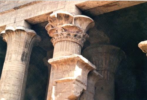 Égypte : Croisière,Edfou « le temple d'Horus »