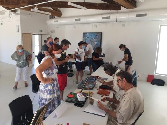 Dédicaces #5 Montpellier, De la Préhistoire à Rabelais