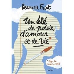 Un été de poésie, d'amour et de vie - Grand Format Bernard Friot