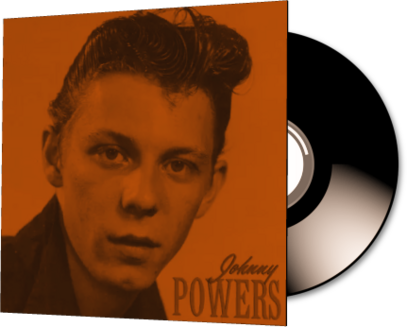 MIKE WAGGONER AND THE BOPS  ** GEORGE JONES **JOHNNY KIDD**Johnny Powers