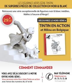 N° 6 Hors-série figurines Tintin