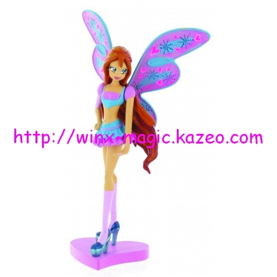 Figurine Bloom believix