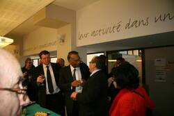 Inauguration SNCF