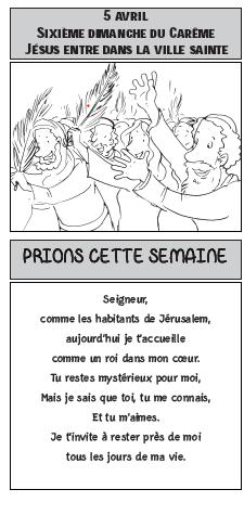 Dimanche Des Rameaux Ce 5 Avril 2020 Notre Dame De Grace Caestre