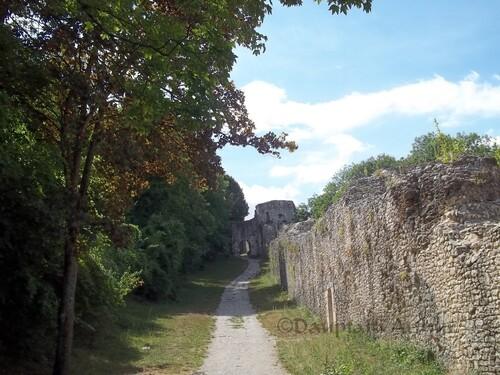Provins Cité Médiévale : Le Trou au Chat