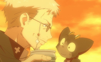 Ao no Exorcist : Kuro no Iede