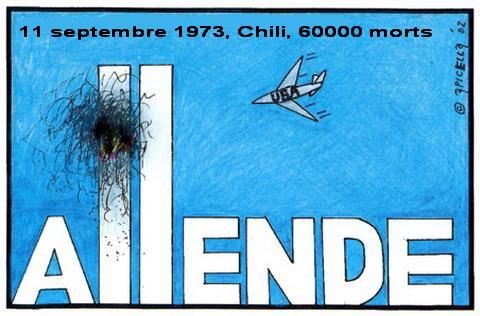 Dernier discours de Salvador Allende à la radio nationale le 11 septembre 1973