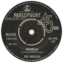 Beatles : Michelle (1966)