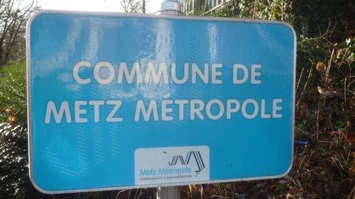Commune de Metz Métropole