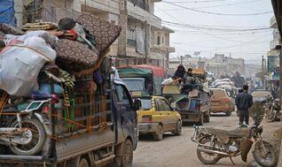 Pendant les municipales, en Syrie, on tue