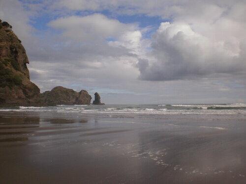 Dessin et peinture - vidéo 3102 : Comment peindre des vagues d'océan qui laissent filtrer la lumière ? - huile ou acrylique.