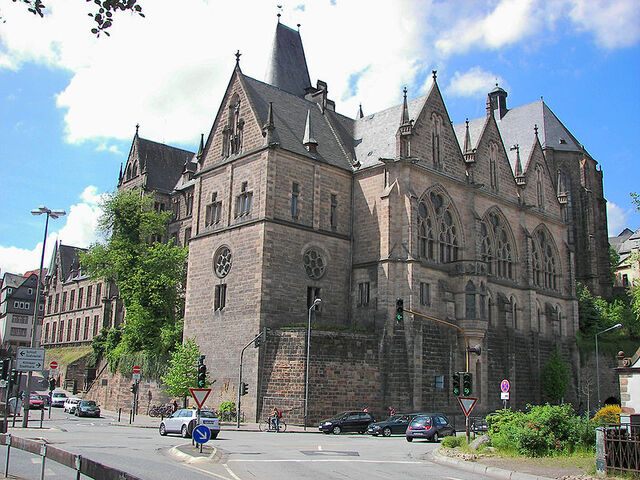 Blog de lisezmoi : Hello! Bienvenue sur mon blog!, L'Allemagne : Hesse - Marbourg -