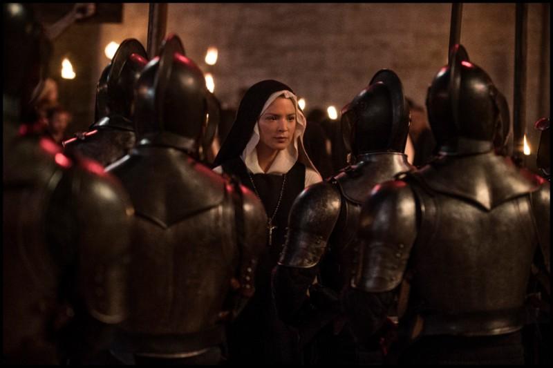 BENEDETTA de Paul Verhoeven : la première image du film dévoilée ! (SORTIE PREVUE EN 2019)