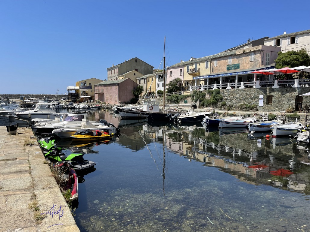 Centuri - Cap Corse