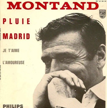 Yves Montand, 1968