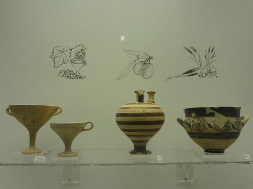 17 septembre: visite de la vieille cité de Mycènes