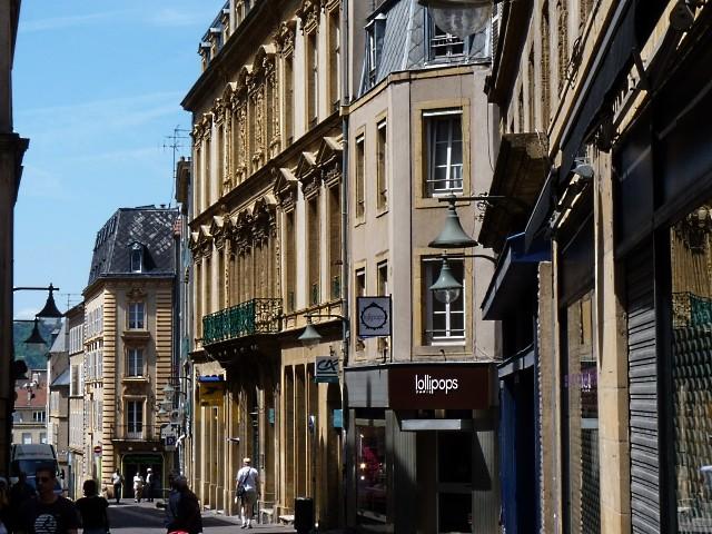 Maison des Notaires Metz 2 Marc de Metz 2011