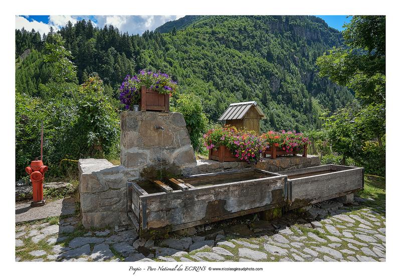 Prapic, un hameau perdu des Ecrins