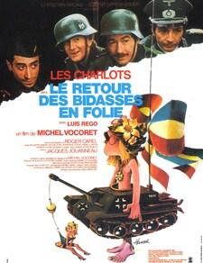 Le retour des bidasses en folie BOX OFFICE FRANCE 1983